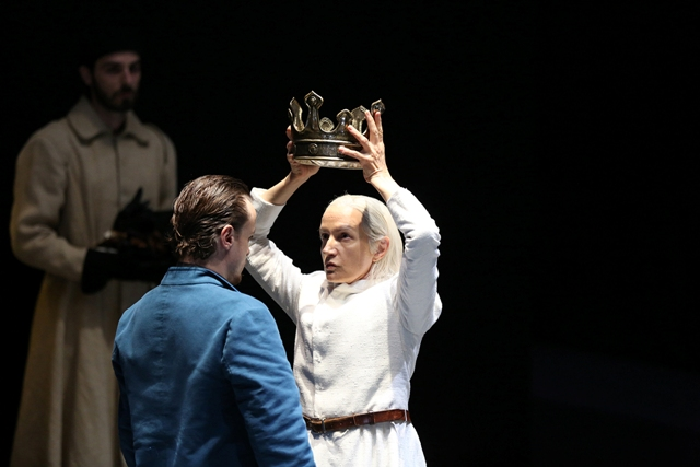 Peter Stein con Richard II inaugura la nuova stagione del Teatro Metastasio