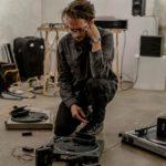 [ Firenze ] Trk. Sound Club arriva Stefhen Cornford artista multimediale e musicista sperimentale