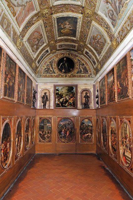 Il Manierismo. L'arte fiorentina del Cinquecento Visite congiunte e percorsi tematici fra Palazzo Vecchio e Palazzo Strozzi