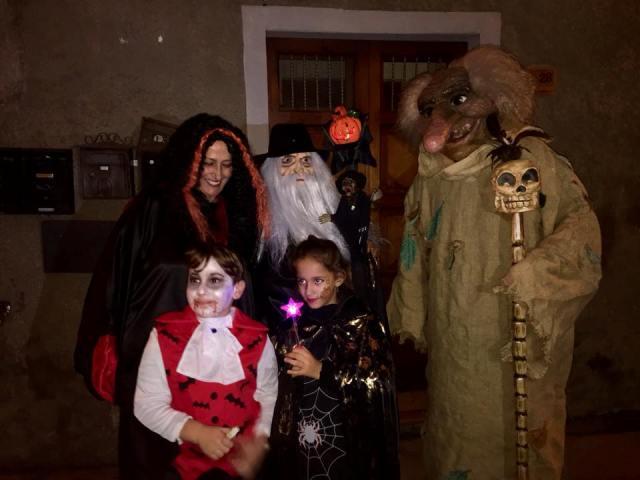 Torna Vico Halloween, festa gratuita per bambini e bambine nel borgo di Vicopisano