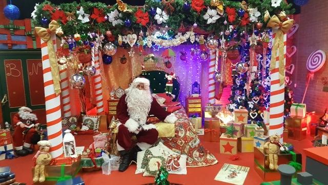 Casa Di Babbo Natale.Lucca Lucca Il Piccolo Regno Di Babbo Natale Presso Il