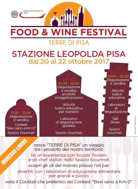 Food & Wine Festival, un viaggio nel gusto