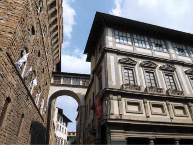Il Passaggio del Principe torna visitabile il passetto che unisce Palazzo Vecchio agli Uffizi