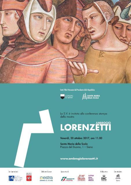 La mostra Ambrogio Lorenzetti presso Santa Maria della Scala è stata prorogata a grande richiesta fino ad aprile