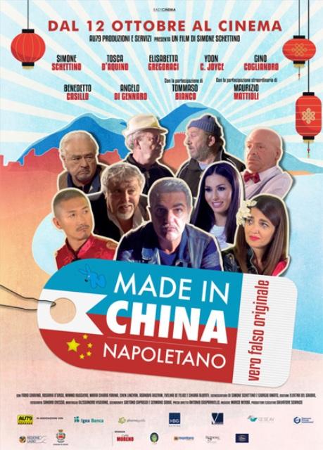 Made in China Napoletano