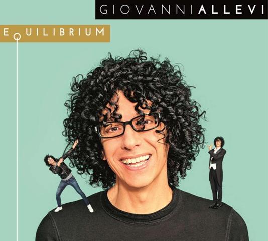 "Giovanni Allevi in tournée di pianoforti e archi ""Equilibrium Tour"" al Teatro Verdi"