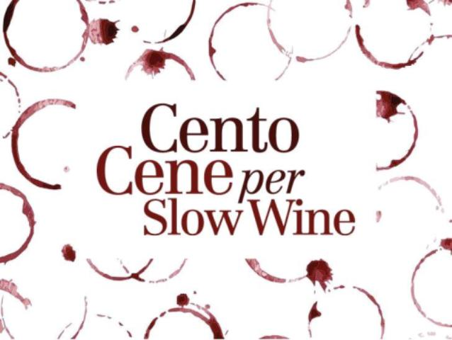 Cento Cene per Slow Wine presso il Circolo Arci di Petroio