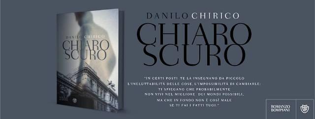 Presentazione e lettura di Chiaroscuro di Danilo Chirico al Teatro Lux