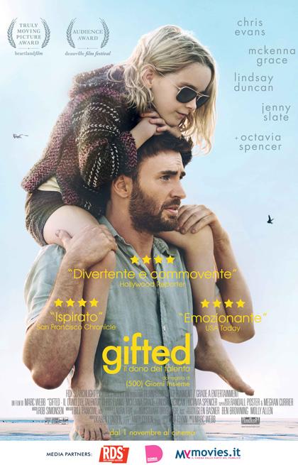 Al CineMonicelli in programma La ragazza nella nebbia e Gifted – Il dono del talento