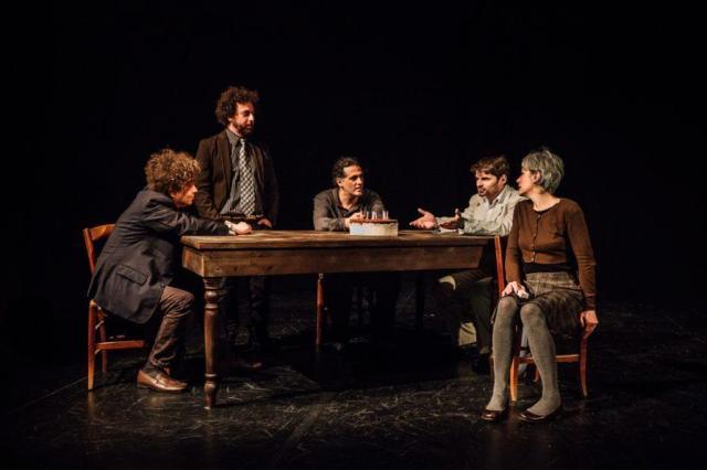 Il Nullafacente di Michele Santeramo al Teatro Era