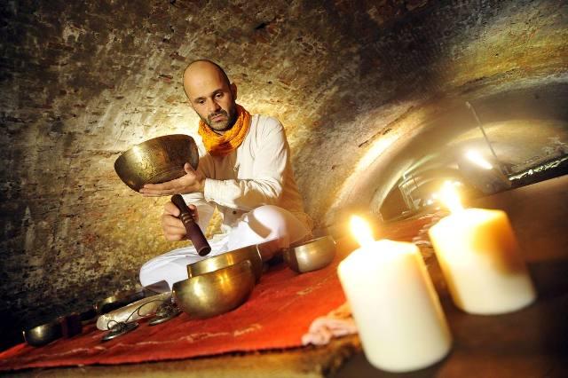 Concerto di Campane Tibetane in Pistoia Sotterranea