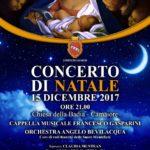 [ Camaiore ] Concerto di Natale della Cappella Musicale Francesco Gasparini
