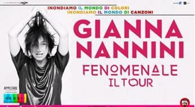 Strepitoso successo di Gianna Nannini con una nuova data al Modigliani Forum