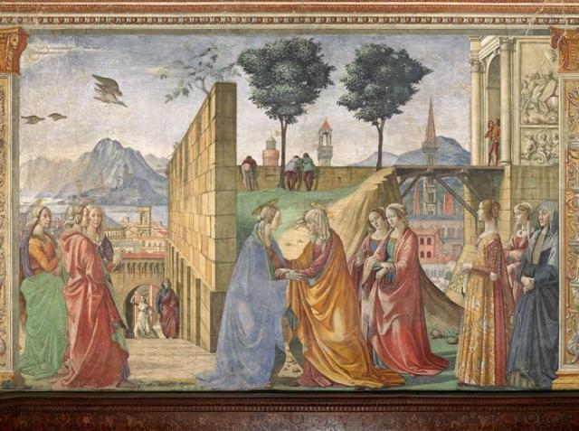 Focus sui capolavori di Santa Maria Novella, torna il ciclo di visite per adulti e per famiglie