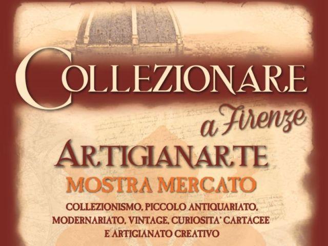 """""""Collezionare a Firenze – Artigianarte 2018"""""""