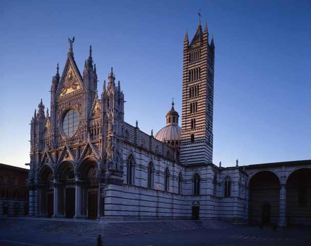 Organizzazione dei percorsi di visita del complesso del Duomo di Siena