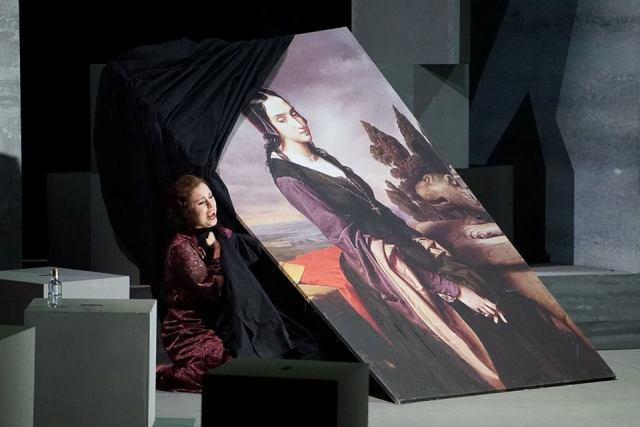Pia De' Tolomei al Teatro Goldoni