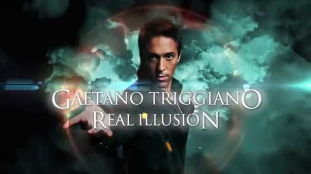 Gaetano Triggiano al Teatro Verdi con il suo spettacolo Real Illusion