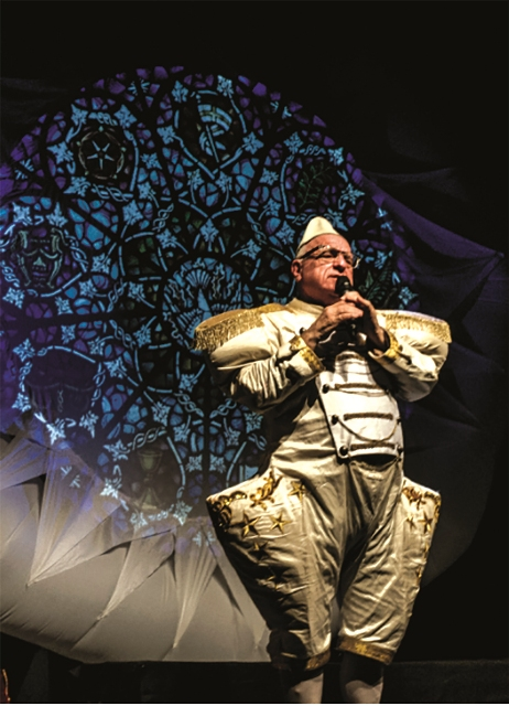 """""""L'ultimo buffone"""", il nuovo spettacolo del re dei clown. L'irriverente e spiazzante Leo Bassi a Certaldo: """"Celebro la profonda umanità del clown, così diversa dal cinisimo comico di oggi"""""""
