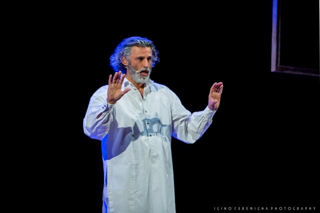 Uno Nessuno Centomila con Enrico Lo Verso al Teatro Everest Galluzzo