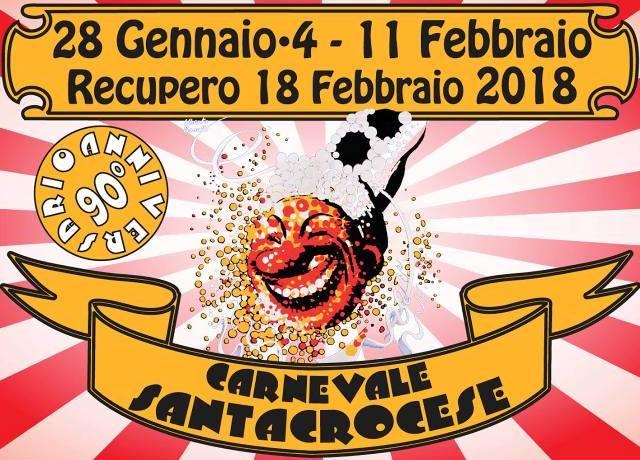 Il Carnevale d'autore di Santa Croce sull'Arno compie 90 anni e lo festeggia al Teatro Verdi con la presentazione di un libro