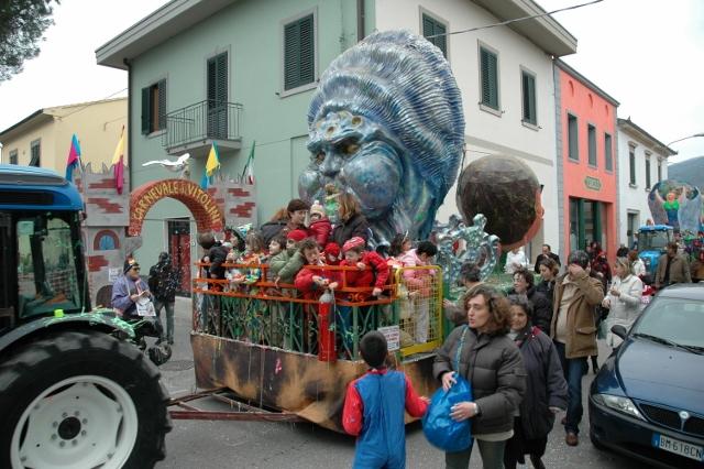 È in arrivo il Carnevale dei Bambini di Vitolini