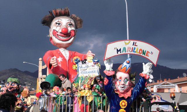 CarnevalMarlia edizione 2018