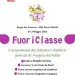 [ Borgo San Lorenzo ] Torna la magia di Mugello da Fiaba con il festival di letteratura, teatro, musica, arti varie per bambini e ragazzi