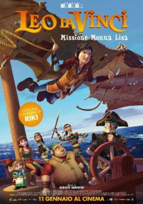 Leo Da Vinci – Missione Monna Lisa