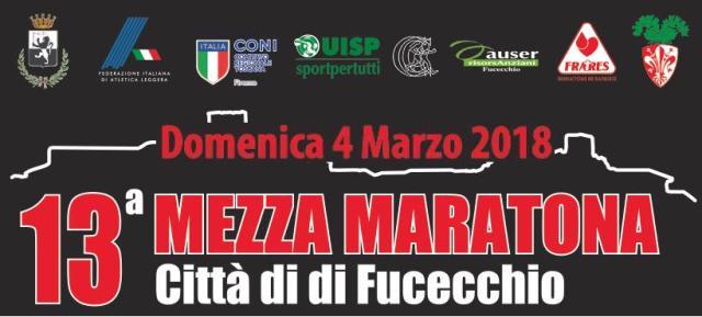 13° Mezza Maratona Città di Fucecchio verrà anticipata di una settimana, causa elezioni poliche