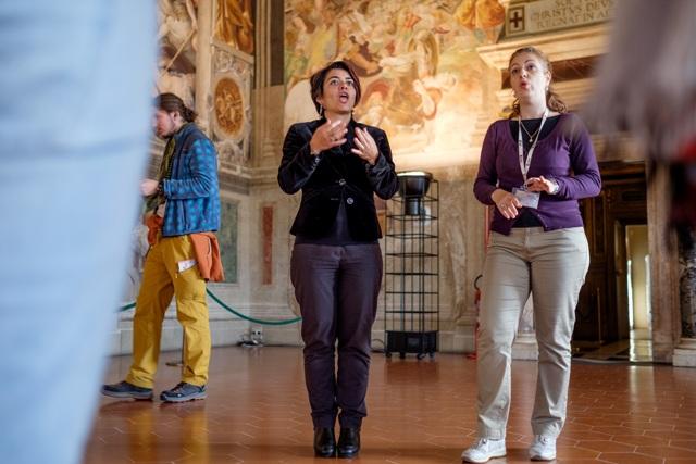 Visite polisensoriali e con interprete LIS. Percorsi per non udenti, non vedenti e ipovedenti ai Musei Civici Fiorentini