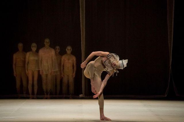 Petruska nuova creazione di Virgilio Sieni su musiche di Igor Stravinskij e Giacinto Scelsi al Gango