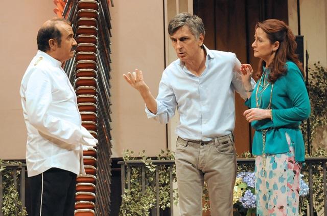 Una festa esagerata con Vincenzo Salemme al Teatro Verdi