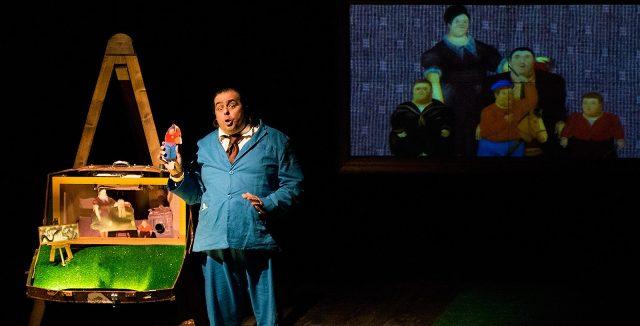 Piccolo genio si apre con I tre porcellini e si gioca con il teatro per diventare scienziati