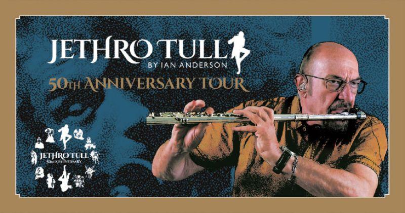 Jethro Tull al Musart Festival 2018