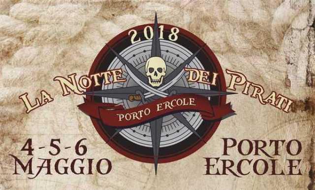La Notte dei Pirati a Porto Ercole