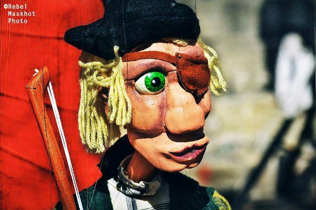 Non perdere il Filo. Marionette contro la paura al Teatro delle Sfide