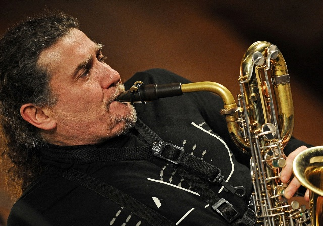 Apre la ventunesima edizione del Giotto Jazz Festival Macero Parker