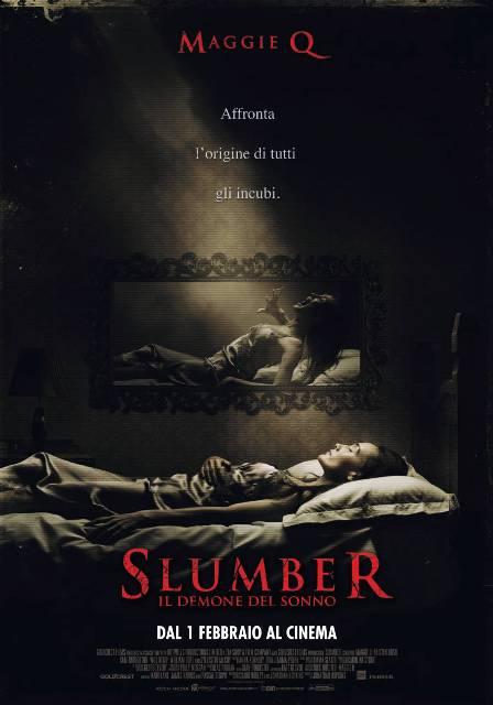 Slumber – Il Demone del sonno