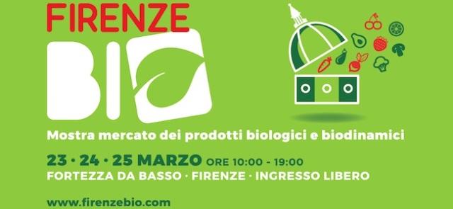 Al via Firenze Bio, la grande kermesse biologica e biodinamica alla Fortezza da Basso