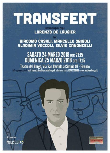 """""""Transfert"""" al Teatro del Borgo"""