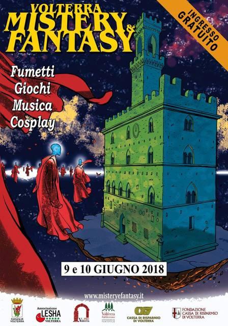 Volterra Mistery & Fantasy 2018