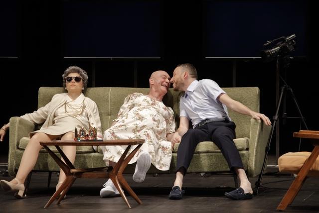 Delitto e Castigo al Teatro Metastasio