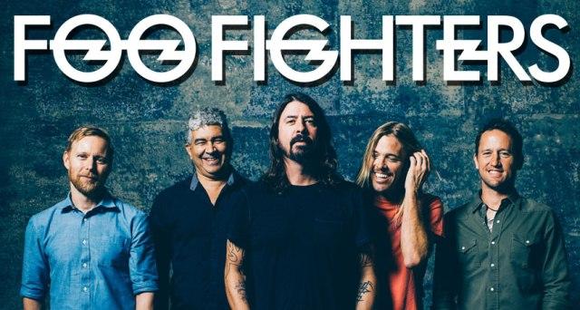 Dave Grohl e la sua band, i Foo Fighters a Firenze Rocks