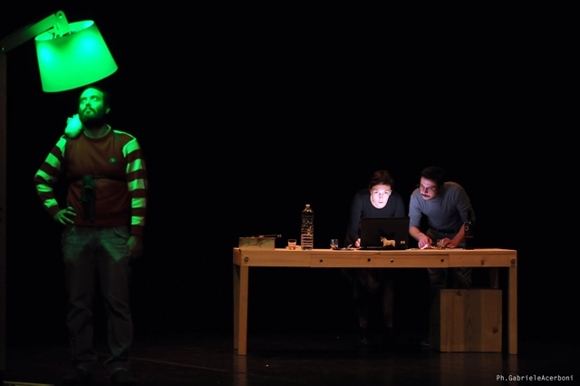 Ciclo delle Piacevoli conversazioni con la compagnia Gli Omini protagonisti di tre spettacoli e due incontri al Magnolfi