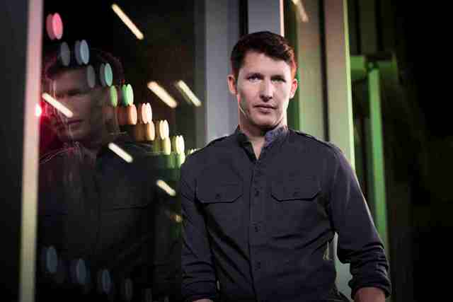 James Blunt al Pistoia Blues in concerto