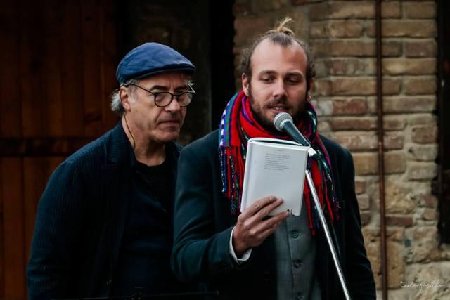 Ottava Rima, laboratorio sulla poesia a braccio  a cura di David Riondino, Enrico Rustici, Fabrizio Ganugi al Teatro dei Leggieri