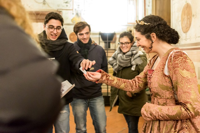 Torna Mysterion, la saga. A caccia di enigmi nei Musei Civici Fiorentini. Un ciclo per giovani under 30