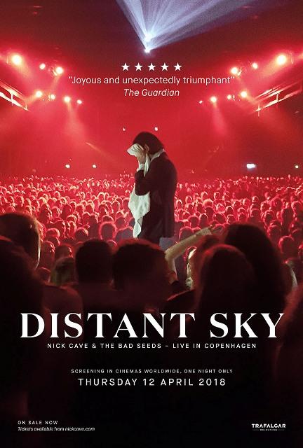 Nick Cave – Distant Sky: Live in Copenhagen