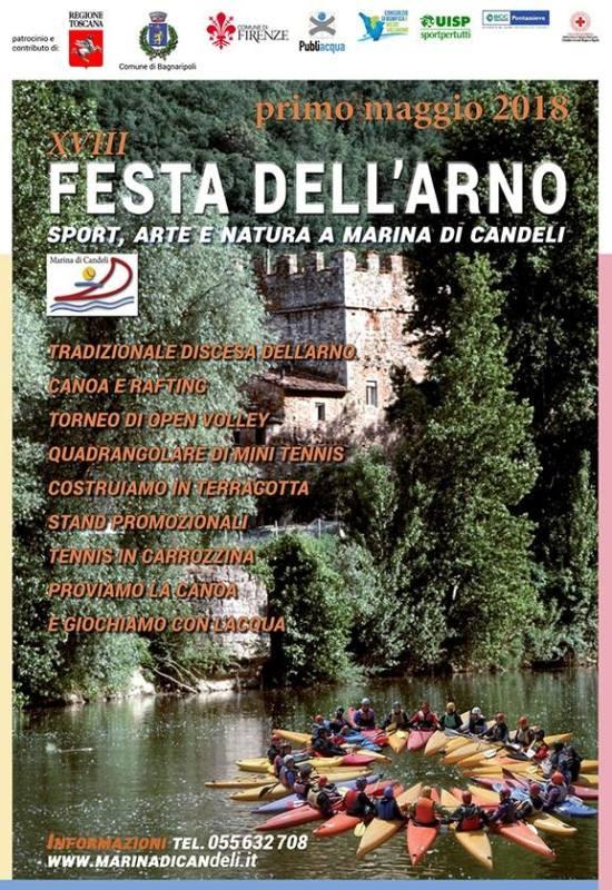 Bagno a Ripoli ] XVIII edizione della Festa dell\'Arno a Candeli nel ...